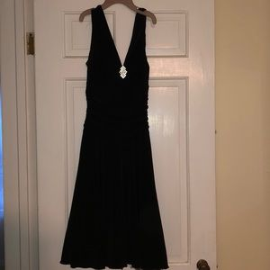Black cocktail dress!